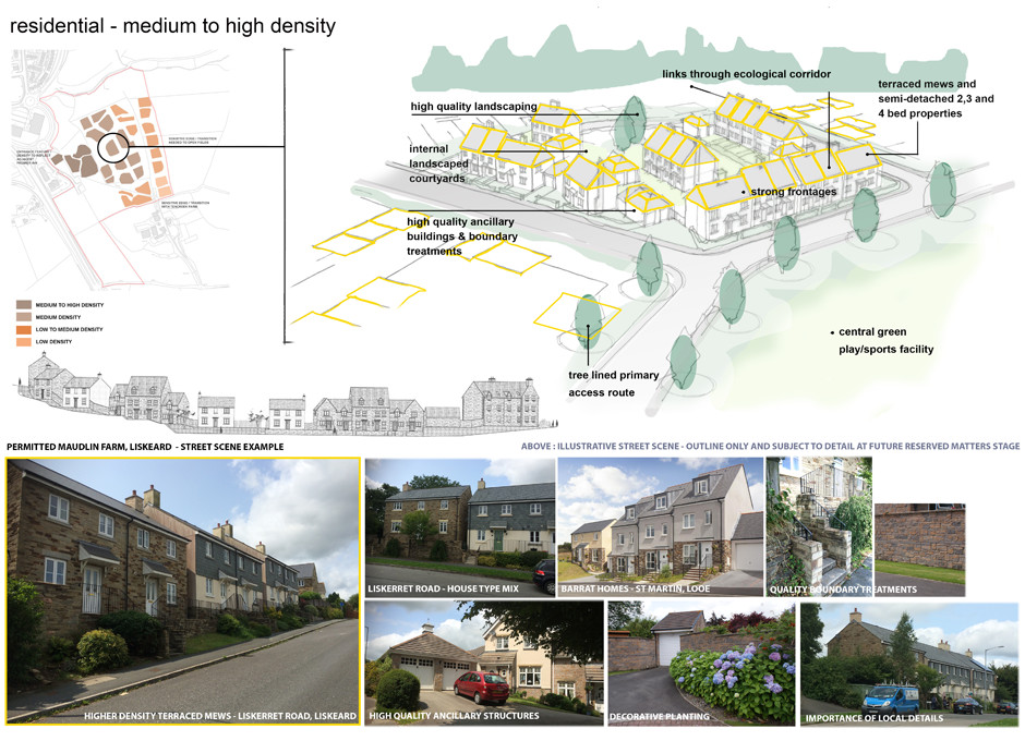 Urban Extension in Cornwall