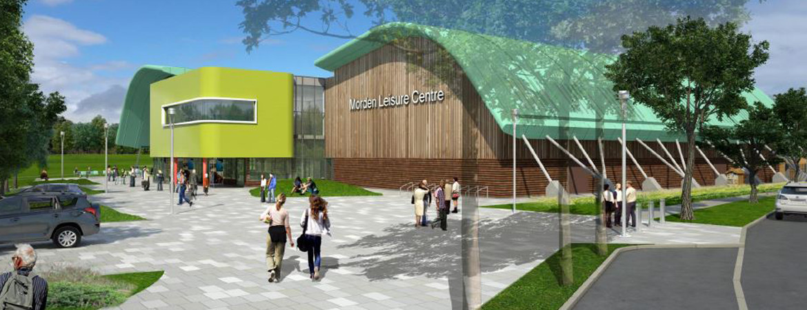 Morden Leisure Centre Dha Planning