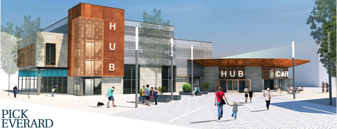 Southborough Community Hub Dha Planning